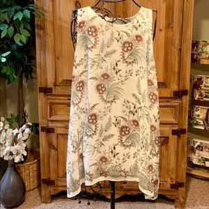 NWOT Max Studio Sleeveless Tunic Sz XL